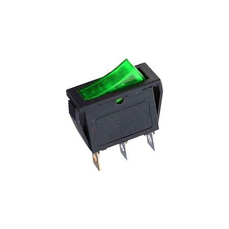 Chave Gangorra KCD3-102N Neon (Verde)