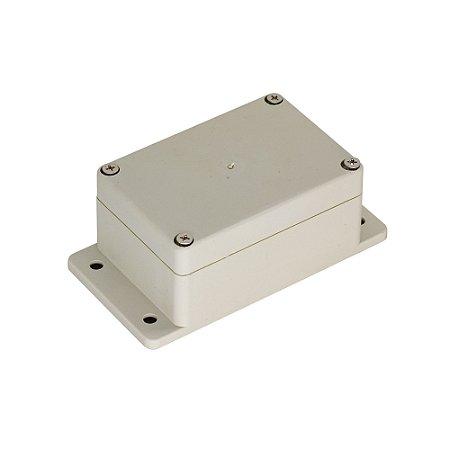 Caixa Plástica ABS 100x68x50MM (Branco)