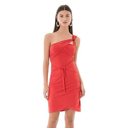 Vestido Fluity - Vermelho
