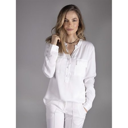 Camisa Sensualité - Off-white