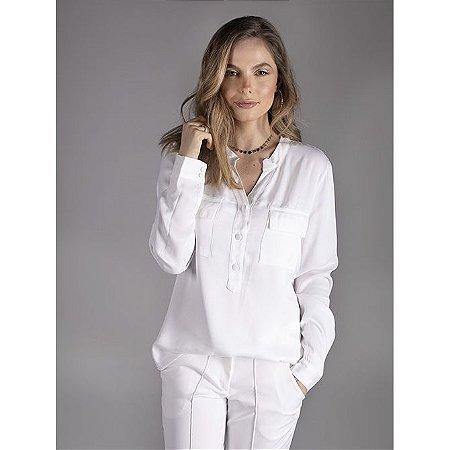 Camisa Sensualité - Off-white