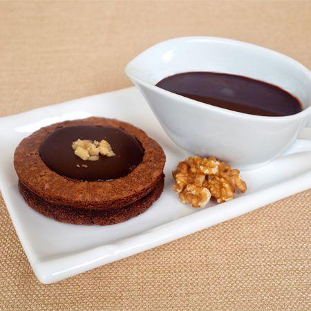Brownie com Nozes  8 unidades