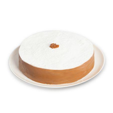 Torta Bem Casado de Doce de Leite Crocante