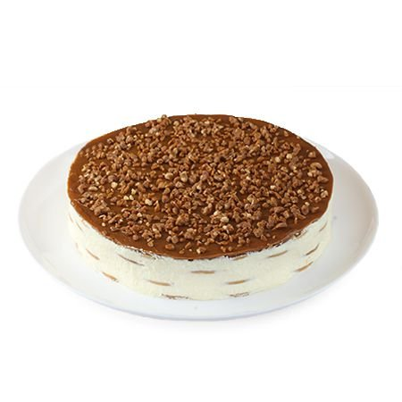 Torta Alemã com Doce de Leite