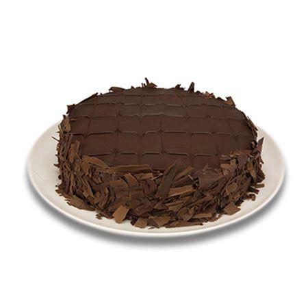 Torta de Brigadeiro com Raspas