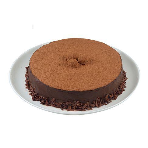 Torta Mousse trufada