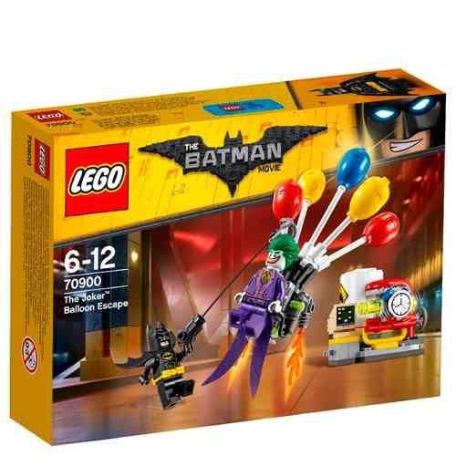 Brinquedo LEGO Batman The Joker Ballon Escape 70900