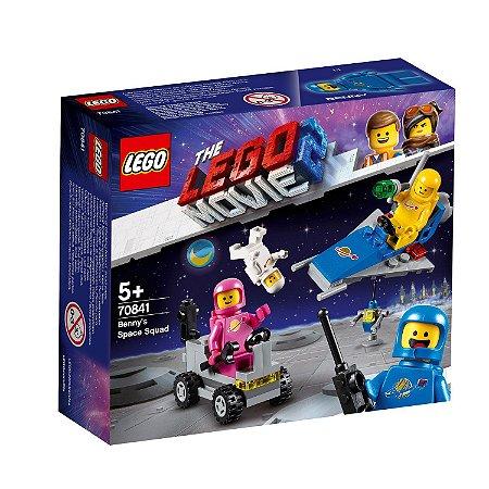 Lego The Lego Movie 2 O Pelotao Espacial do Benny 70841