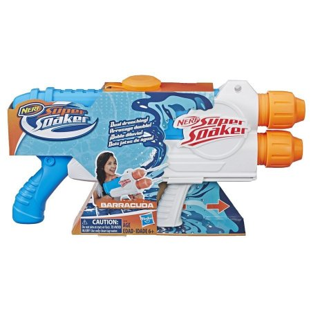 Nova Nerf Super Soaker Barracuda E2770