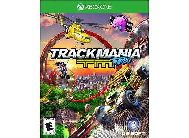 Jogo Mídia Física Trackmania Turbo Original Para Xbox One
