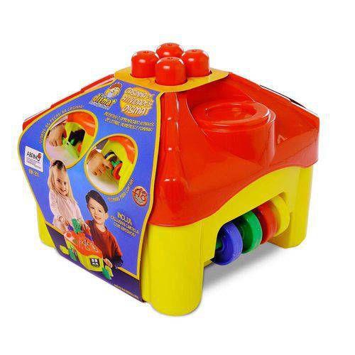 Brinquedo Casinha De Atividades Dismat Mk211