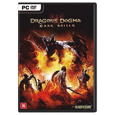 Jogo Dragon's Dogma Dark Arisen PC