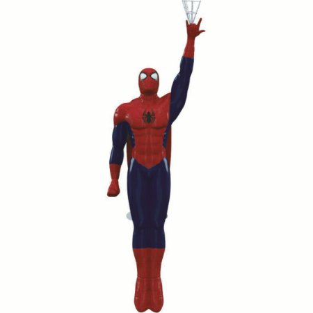Figura De Teto 30 Cm Disney Marvel Spider Man Candide 5818