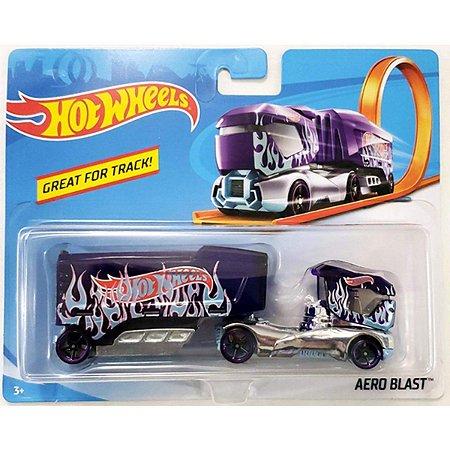 Carrinho Hot Wheels Track Stars Aero Blast  Mattel 7644-2