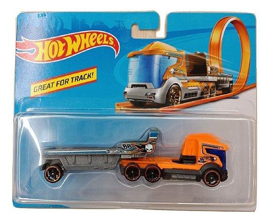 Carrinho Hot Wheels Track Stars Racing Convoy Mattel BFM67