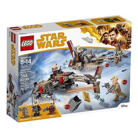 Brinquedo Lego Star Wars Cloud Rider Swoop Bikes 75215
