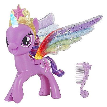 Nova My Little Pony Asas de Arco Iris Twilight Sparkle E2928