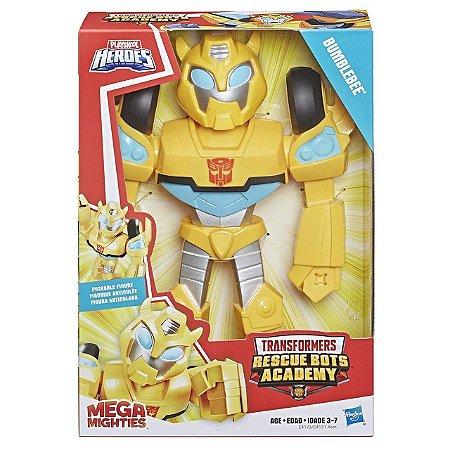 Figura Transformers Playskool Mega Mighties Bumblebee E4131