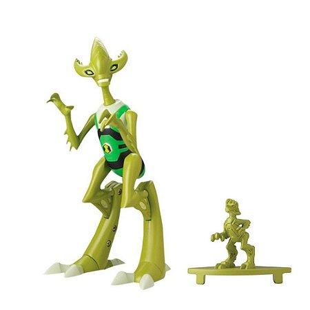Novo Boneco Figura de Açao Ben 10 Omniverse Crashhopper 645