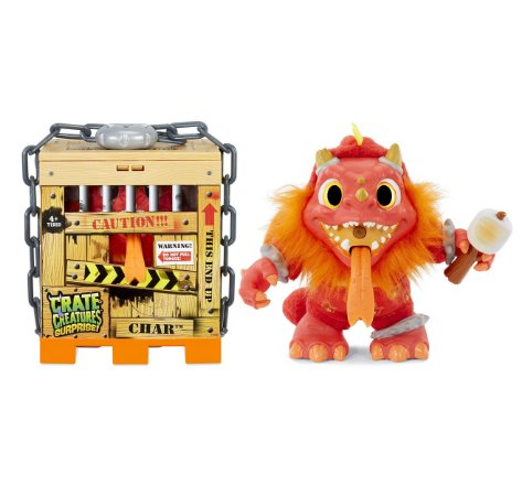 Novo Crate Creatures Surprise The Beast Char Candide 4401