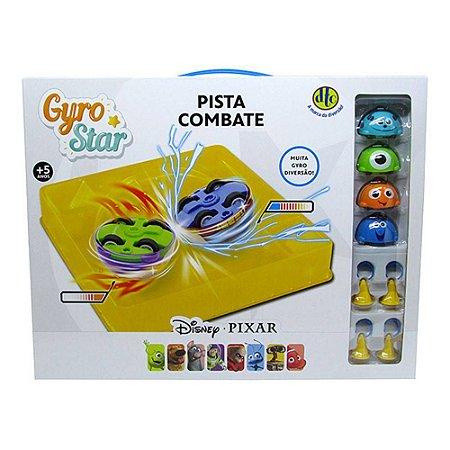 Gyro Star Disney  Pixar Pista De Combate Dtc 4916