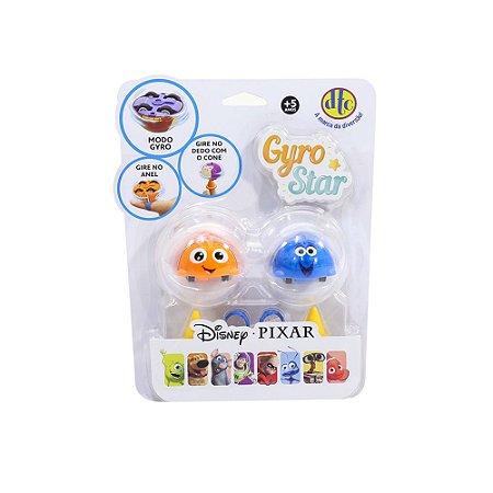 Conjunto Gyro Star 2Un Disney Pixar Vários Modelos Dtc 4918