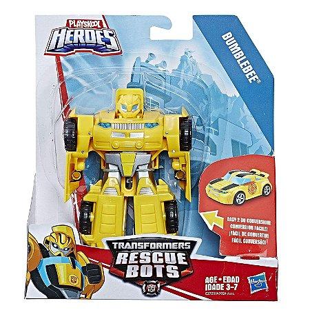 Novo Transformes Rescue Bots Carro Bumblebee Hasbro A7024