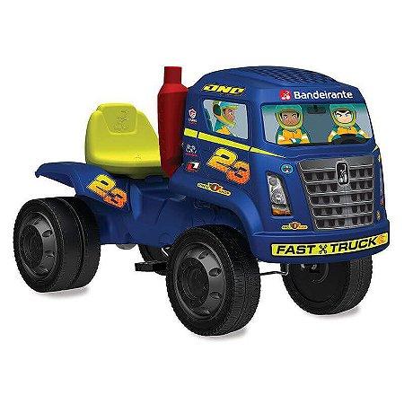 Brinquedo Caminhão Fórmula Racing Bandeirante 459