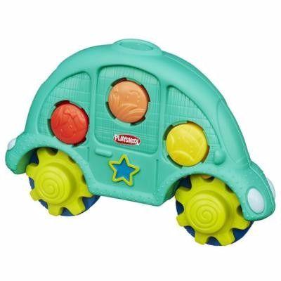 Brinquedo Bebe Playskool Carro De Engrenagem Original B0500