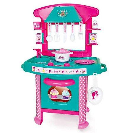 Brinquedo Barbie Chef Cozinha Cotiplás 2228
