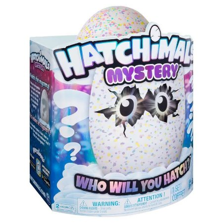 Novo Brinquedo Ovo Misterioso Hatchimals Mystery Sunny 1879