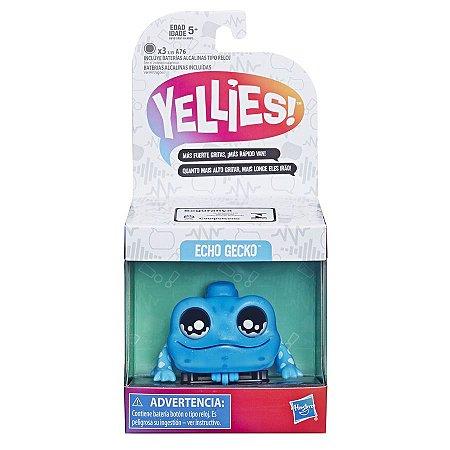 Brinquedo Boneco Yellies Lagarto Echo Gecko Hasbro E6119