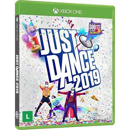 Jogo Mídia Física Just Dance 2019 Original Para Xbox One