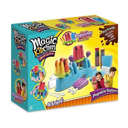 Brinquedo Magic Kidchen Paleta Mexicana Da Dtc 4441
