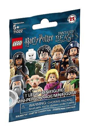 Lego Mini Figuras Harry Potter Fantastic  Beasts 71022