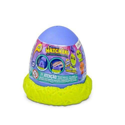 Brinquedo Ovo Dinossauro Surpresa Mashems Hatchems DTC