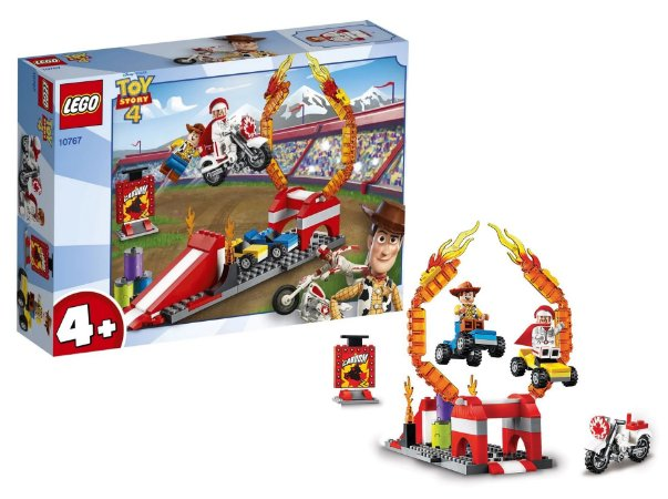 Lego Toy Story Espetaculo de Acrobacias de Duke Caboom 10767