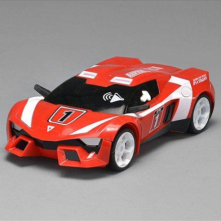 Carro inteligente Vermelho Toque e Anda Yes Toys 20027