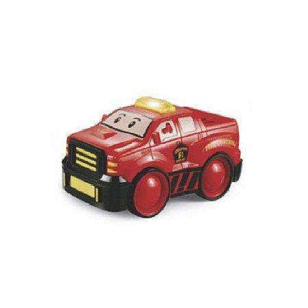 Carrinho Da Cidade Bombeiro Com Luzes e Sons Yes Toys 20084
