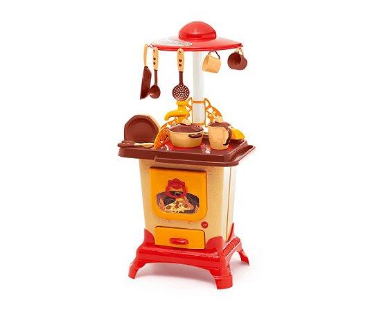 Novo Brinquedo Faz de Conta Cozinha do Sitio Calesita 1306