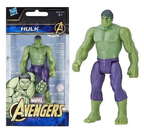Novo Mini Figura de Açao Marvel Vingadores Hulk Hasbro E4353