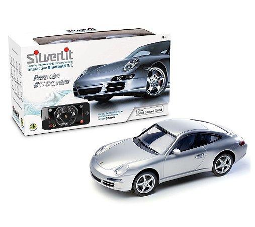 Carro Controle Remoto Silverlit Porsche para Iphone Dtc 3160