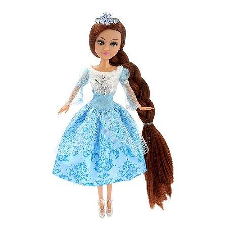 Sparkle Girlz Princesas com Acessorios Surpresa Dtc 4753