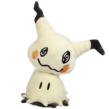 Brinquedo Pelucia Fofinha Boneco Pokemon Mimikyu Dtc 4849