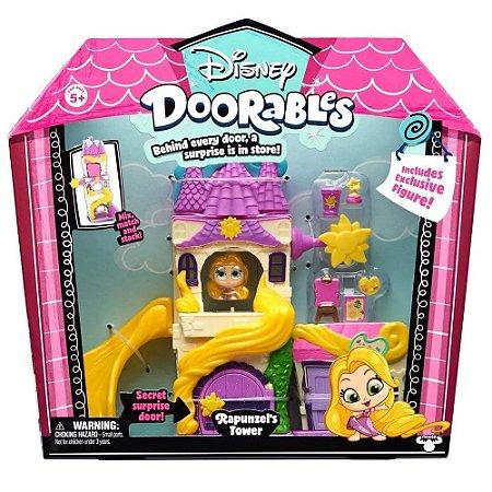 Disney Doorables Playset Torre Da Rapunzel Dtc 5085