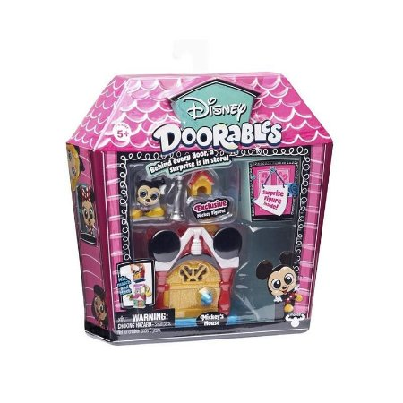 Playset Doorables Disney Casa Do Mickey Mouse Dtc 5083