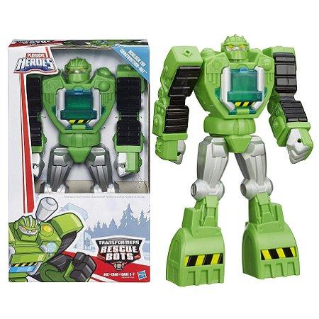 Brinquedo Transformers Rescue Bots Boulder Hasbro A8303