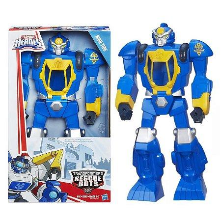 Brinquedo Transformers Rescue Bots High Tide Hasbro A8303