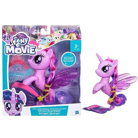 Boneca My Little Pony Sereias Twilight Sparkle Hasbro C0683