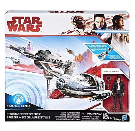Star Wars Force Link Ski Speeder Resistance Hasbro C1251